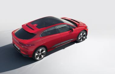 1. 2019 JAGUAR I-PACE_Overhead_Right